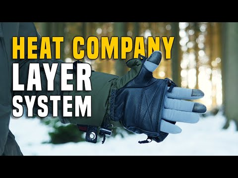 Heat 3 Winterhandschuhe Layer System - Testbericht Gear Review