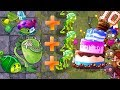 Plants vs Zombies 2 Battlez Week Strategy With Apple Mortar - 10th Anniversary of Plants vs Zombies