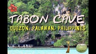 TABON CAVE, QUEZON, PALAWAN, PHILIPPINES (Travel Vlog)