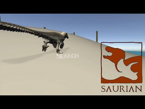 Saurian Early AI Demonstration