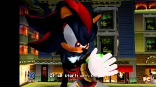 Sonic Adventure 2 - Dreamcast vs XBox 360/PS3/PC - Part 1