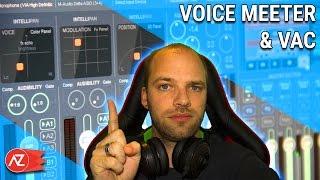 Voicemeeter et Virtual Audio Cable - Tuto Francais - Faire ses vidéos gaming #01