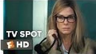 Our Brand Is Crisis TV SPOT   Now Playing 2015   Sandra Bullock, Billy Bob Thornton Movie HD