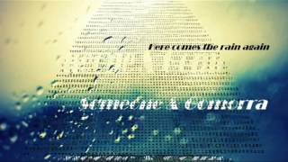 Download Here comes the rain again (S&G) Remix MP3 song and Music Video