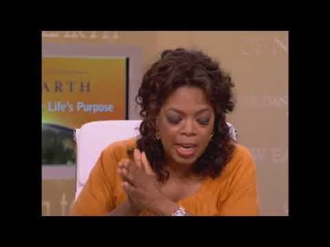 A New Earth Ch 5/10 - Eckhart Tolle with Oprah. The Pain-Body