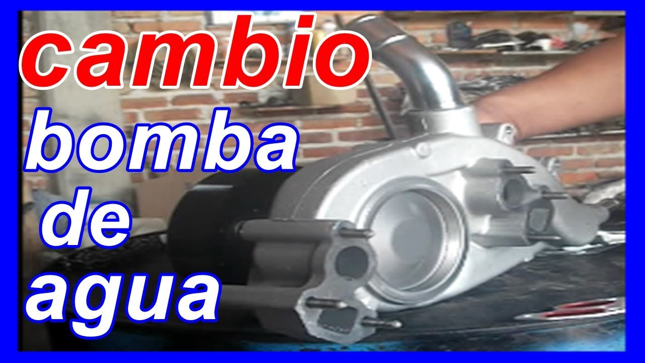 Como cambiar la bomba de agua chevrolet motor 5 3 y 6 0 for Cambiar bomba de agua