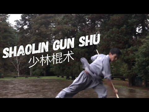 Shaolin Staff 少林棍术