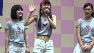 福岡のアイドル ヒペリカム 博多どんたく港祭り 20150503 新天町ステージ.
