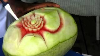 Couples Negril Watermelon Carver