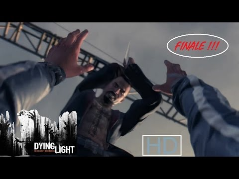 Dying Light - Walkthrough Part 29 ( End / Finish! )