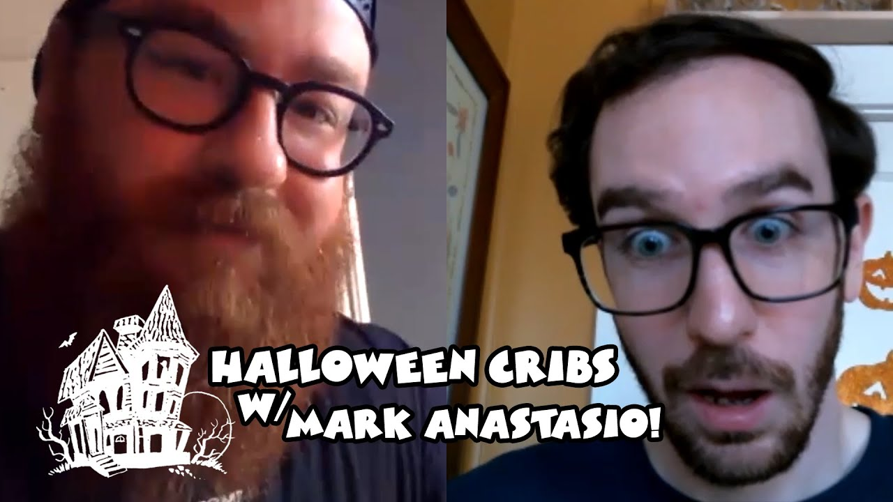 Halloween Cribs w/ Mark Anastasio