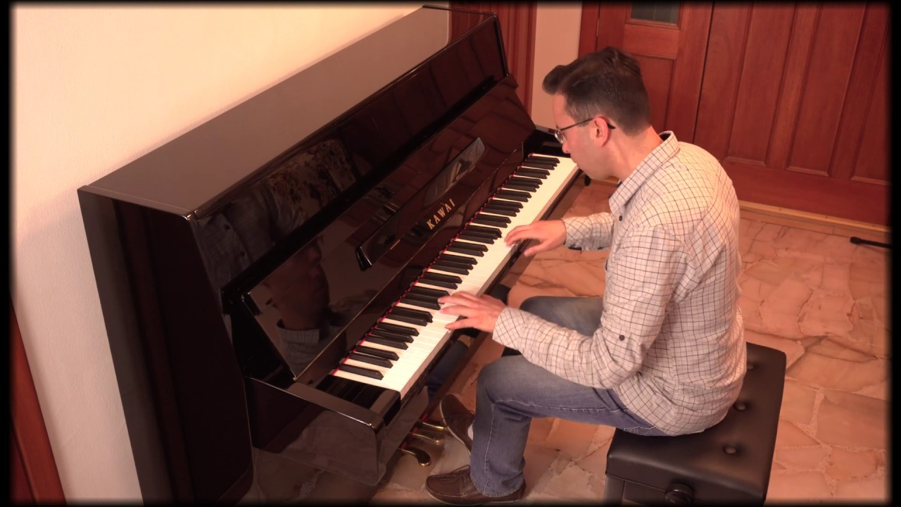 Wonderwall, Oasis. (Piano cover)