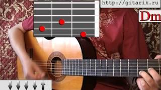 Николай Носков - Исповедь аккорды