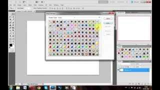 Как применять стили в Adobe Photoshop (Фотошопе)?