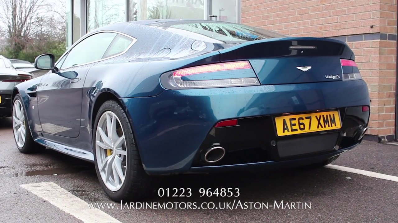 Jardine Motors Group |Aston Martin V8 Vantage | Lancaster Cambridge