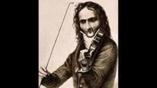 Wolfgang Marschner plays Paganini:  Le Streghe op. 8 (Witches Dance)