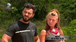 Survivor(08.04.2021) - Surprize peste surprize!4 noi concurente intra in competitia Survivor Romania