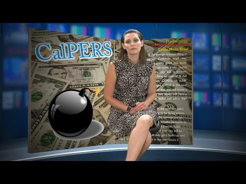 Pensions and the CalPERS Time Bomb
