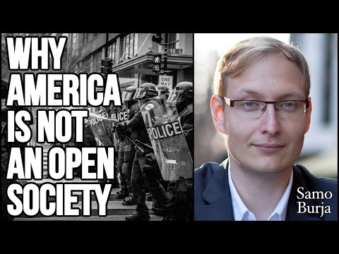 Why America is Not An Open Society