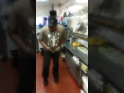 The Rashad Jackson Show: McDonald's church