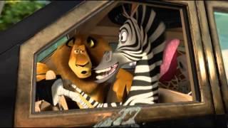 """MADAGASCAR 3 - """"Car Chase"""" - BR"""