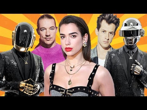 Silk City & Dua Lipa Vs Daft Punk - One More Electricity (Djs From Mars Vs Rudeejay & DaBrozz)