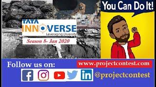 Tata Innoverse - Season 8 - Problem Statements - Jan (2020)