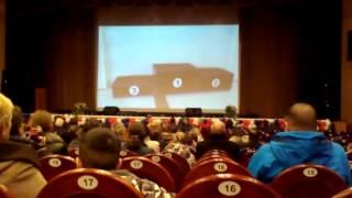 День открытых дверей в кадетском корпусе. Петергоф