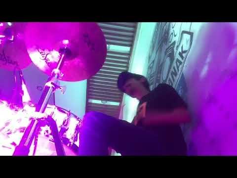 BerdanSKA_Ria Drum Cover Reel Big Fish - Monkey Man