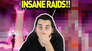2 SHINY GIGANTAMAX! WHAT IS GOING ON?! Max Raid Monday Montage! Pokemon Sword and Shield