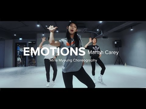 Emotions - Mariah Carey / Mina Myoung Choreography