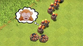 Mein SCHLECHTESTER ANGRIFF in CLASH OF CLANS! ☆ CoC