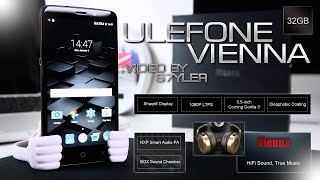 "Ulefone Vienna (In-Depth Review & Unboxing) 5.5"" Sharp FHD, HiFi, 13MP Panasonic Camera // by s7yler"