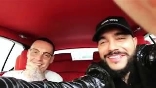 Видео дня: Гуф и Тимати едут в машине. Ждём совместный трек? [All Rap News]