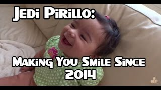 The Giggle Baby Strikes Back [day 1134]