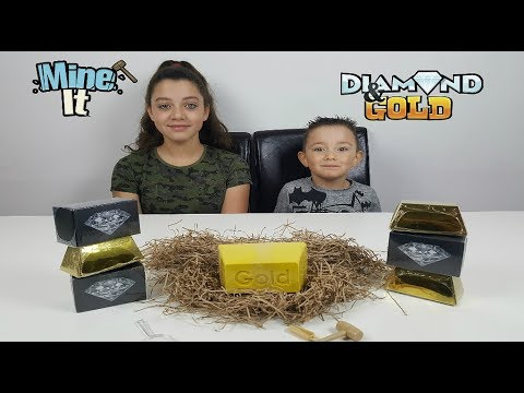 Will Junior Or Libby Hit The Treasure With New MINE IT Diamonds And Gold