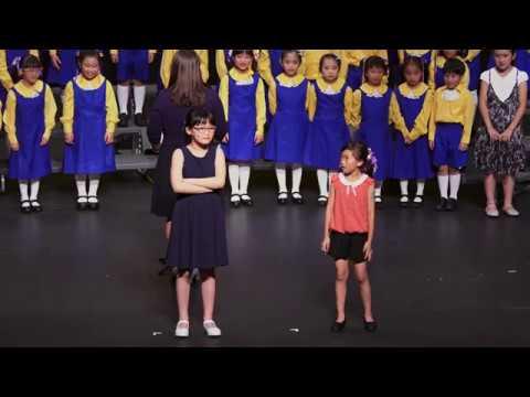 兒童唱遊  初級團員 《夢想成真》 (南區少年兒童合唱團)