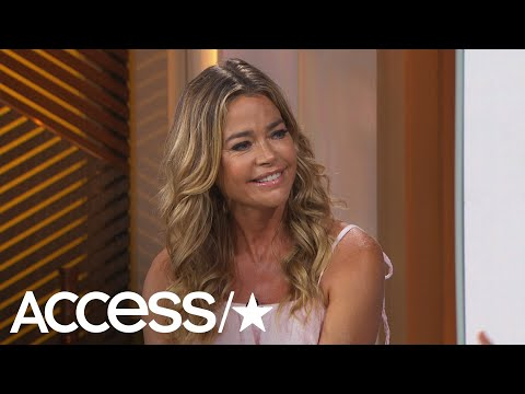 Denise Richards Dishes On Joining 'The Real Housewives Of Beverly Hills' | Access