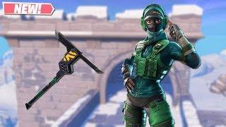 NEW INSTINCT SKIN GAMEPLAY! NEW LEAKED SKINS ON FORTNITE!! FORTNITE BATTLE ROYALE!!!