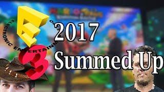 E3 2017 Summed Up