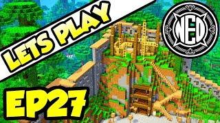 300K 3 Hour Movie | Minecraft 1.14 Let's Play Ep. 27 (TheNeoCubest)