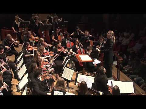 Vaughan Williams: A Sea Symphony, Lamont Symphony Orchestra and Combined Choirs