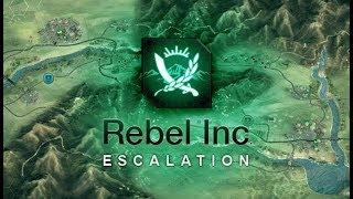 Rebel Inc. - Insurgency Fighting Military Strategic Simulator