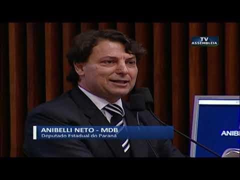 Deputado Anibelli Neto - Sessão Plenária 25 06 2019