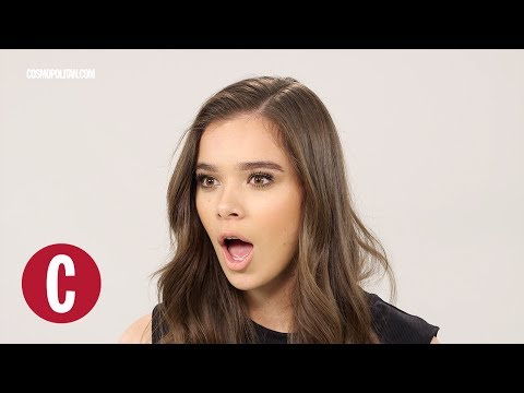 "Hailee Steinfeld Plays a Game of ""Throw Shade or No Shade"" 