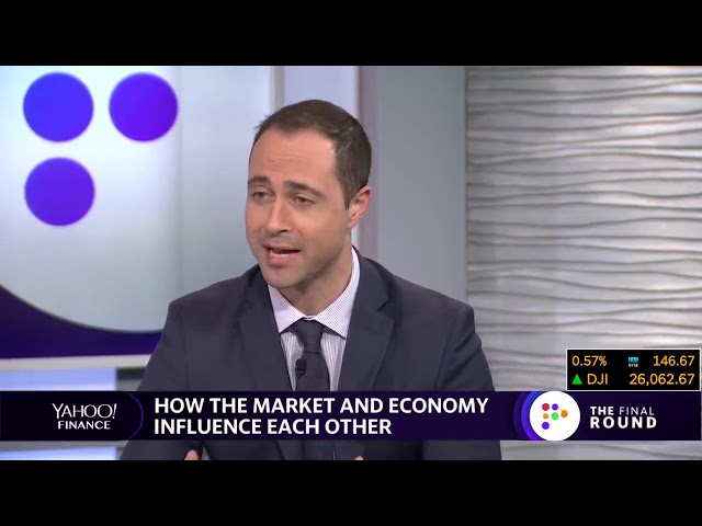 2019 03 01 Yahoo Finance TV We are 14 18 months away from a recession