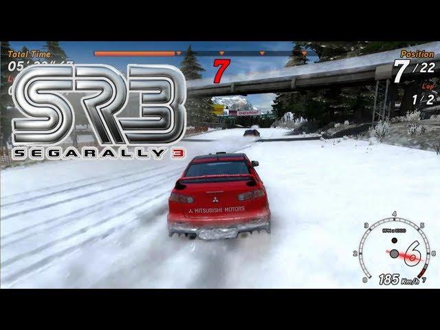 Sega Rally 3 -  TeknoParrot 1.0 (Sega Europa R) - Championship