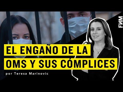 Teresa Marinovic: El engaño de la OMS y sus cómplices