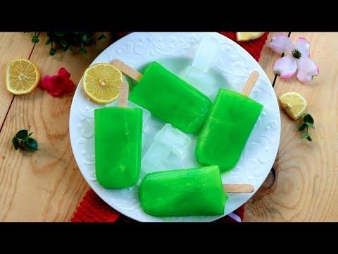লেমন ললি আইসক্রিম   Bangladeshi Lemon Lolly Ice Cream   Lolly Ice Cream   Lemon Lolly