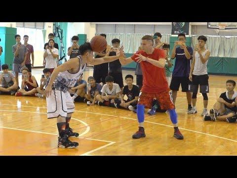 Professor vs illegal Moves Hooper... Struggles then Embarrasses